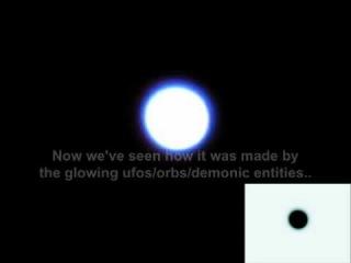 June15 UFO Glowing Orbs