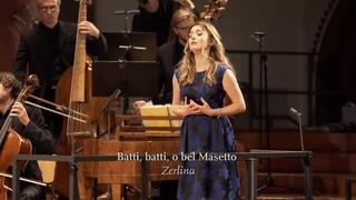 W. A. Mozart: Don Giovanni – Batti, batti, o bel Masetto | Kammerorchester Basel | Giovanni Antonini