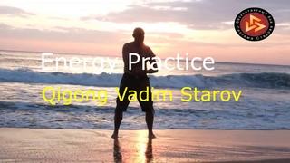 Grandmaster Vadim Starov  Qigong Healing Workshop in China.  Chinese Master about the System Starov