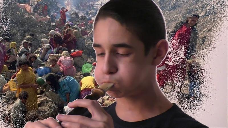 Yezidi Kurdish wedding music SHINGAL ШАНГАЛ Езидская музыка Дудук Артем Artem Asanyan 2020