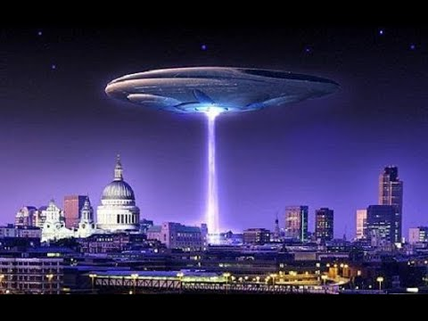 UFO НЛО ЗВЕЗДНЫЕ ВОЙНЫ ЛЮДИ были поражены таинственным лучом смерти Вторжение началось