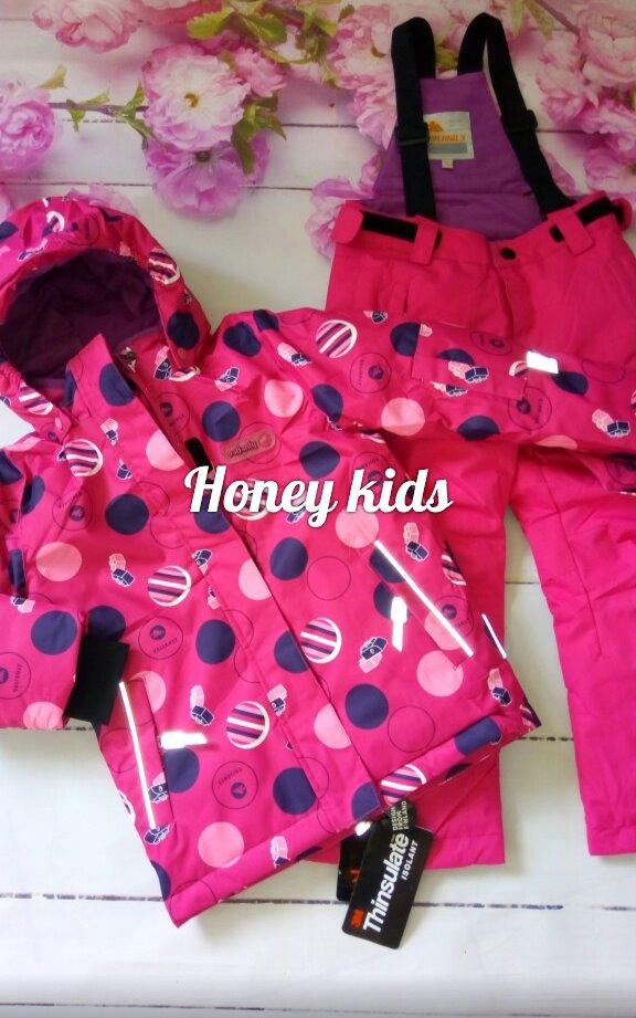 зимняя детская куртка мембрана купить в самаре