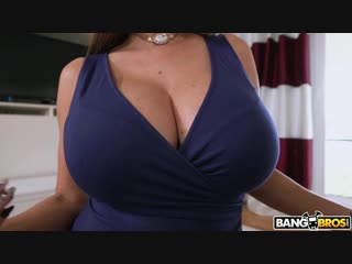 Ava addams ava fucks her stepson for sniffing her panties