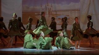 """Премьера номера. """"Где мы с тобой"""". Старшая группа шоу-балета """"Культурная революция"""" г. Казань"""