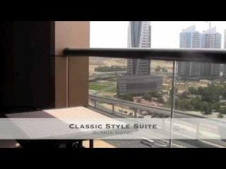 Gloria Hotel Dubai Media City - Our rooms