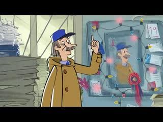 Пенсионная реформа в Простоквашино ! ! ! Ээто не я придумал , отрывок из мультика !