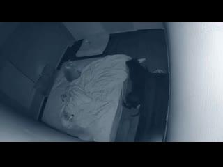Когда всей семьёй мирно спали, пока батя не упал с кровати