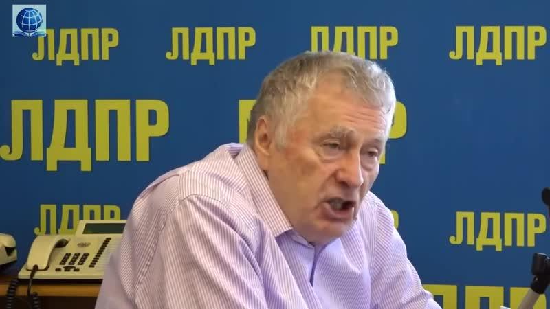 Жириновский раскрыл всю ПОДНОГОТНУЮ конфликта в Карабахе