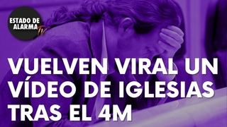 Este es el vídeo sobre el futuro de Iglesias tras el 4M que se vuelve viral en las redes
