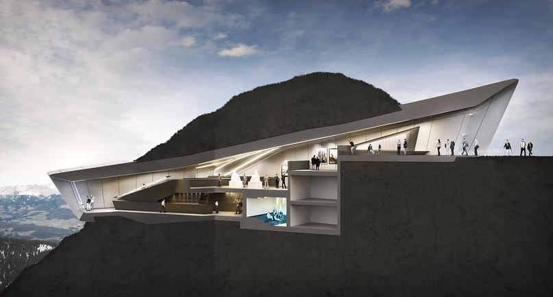 Лучше гор может быть только музей с видом на горы, изображение №5