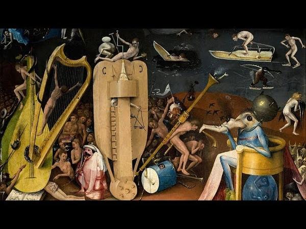 The Mysteries of Hieronymus Bosch (1980) | Загадки Иеронима Босха (русский язык) 2-я часть.