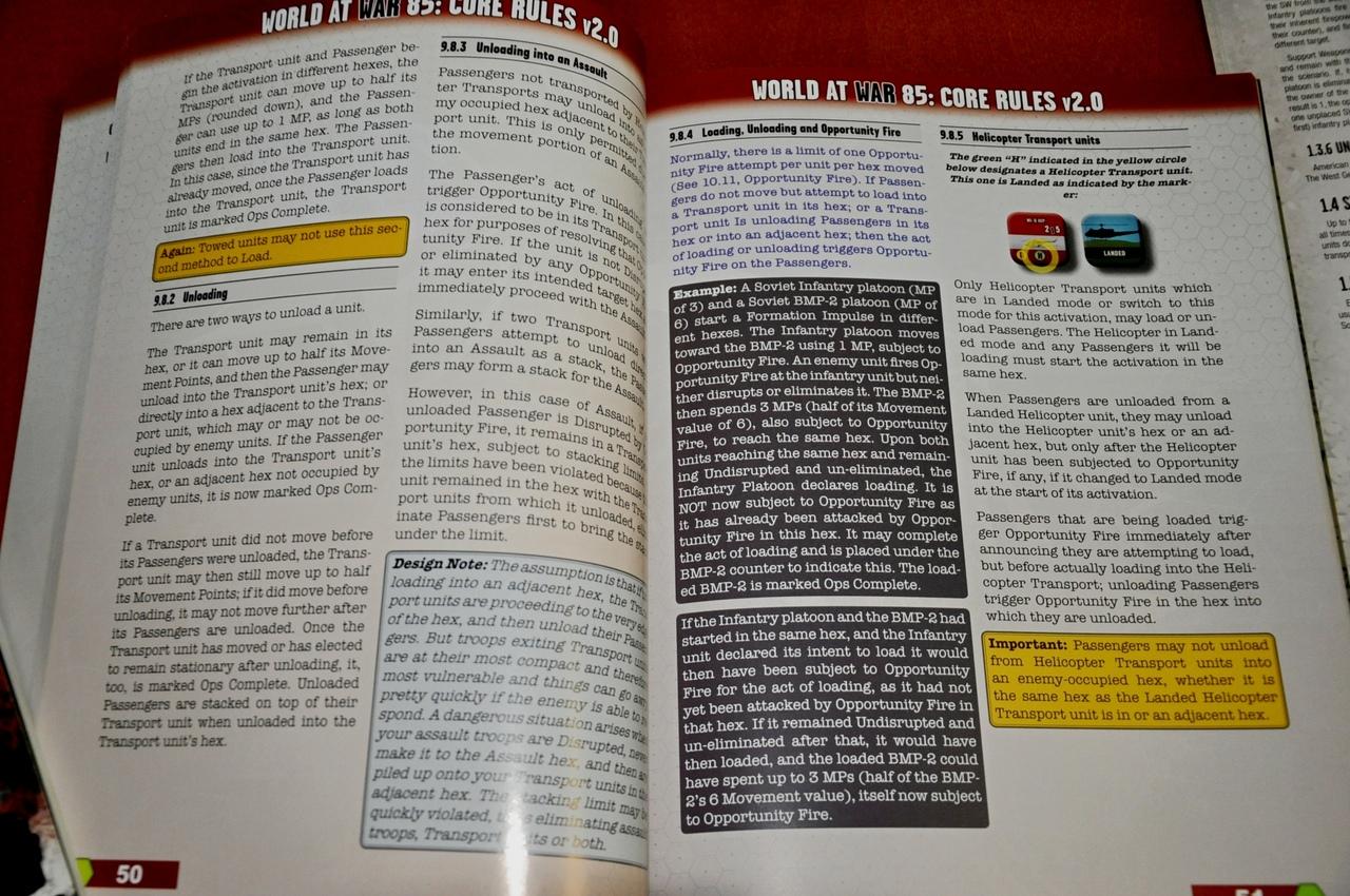 World at War 85 — сравнение со старым изданием, изображение №5