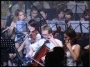 Sanjajo sam moju Ružicu sa orkestrom Gimnazije Kranj