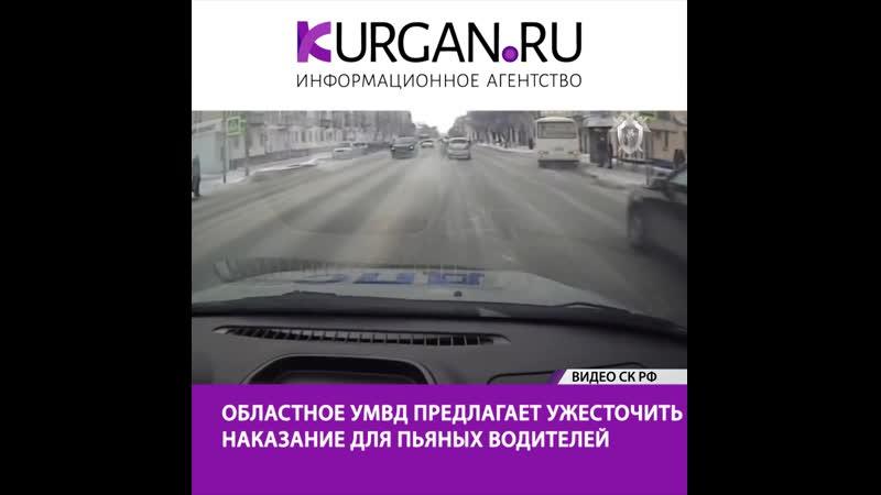 Наказание для пьяных водителей будет ужесточено