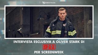 9-1-1: intervista esclusiva a Oliver Stark