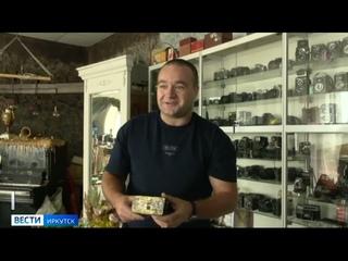 В иркутском Доме фотографа хранятся редкие фото- и...