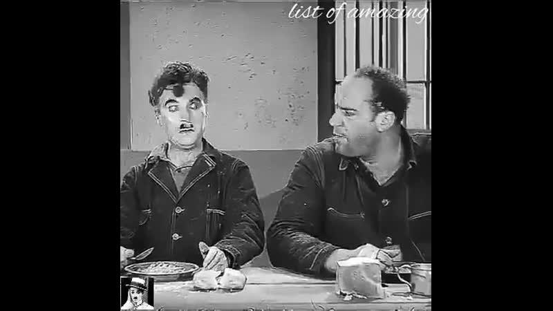 Charlie Chaplin Is In PrisonComedy fun