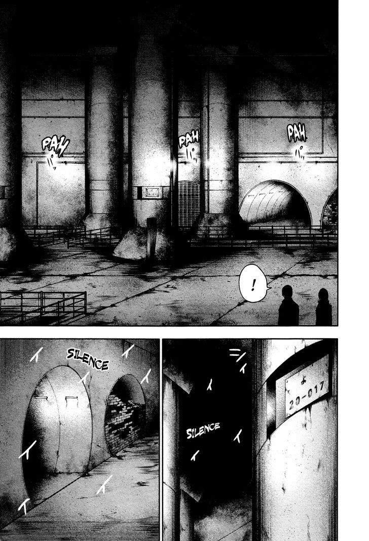 Tokyo Ghoul, Vol.2 Chapter 19 Underground, image #5