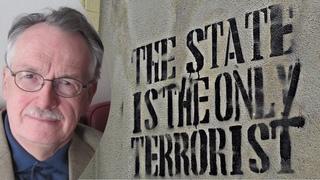 (2) Staatsterreur en politiek van de angst: Kees van der Pijl en Ramon Bril - YouTube