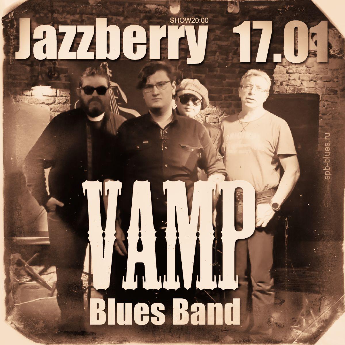 VAMP Blues Band