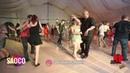 Mario Hazarika and Lyudmila Breyner Salsa Dancing in Malibu at The Third Front Sat 04 08 2018 SC