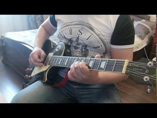 Марионетки Король и Шут кавер на электрогитаре (guitar cover)