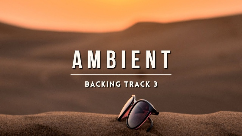 Meditative D DRONE - Ambient Backing Track 3