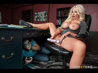 Brazzers - Confiscated Cock / Nicolette Shea & Kyle Mason