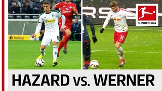 Thorgan Hazard vs. Timo Werner