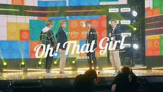 [Special Clip]  - Oh! That girl ( Project – The Survival) Behind Ver.