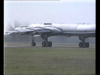IAT Fairford - 1994 - Russian Bear - Hunter Blue Note - Spanish AV-8A
