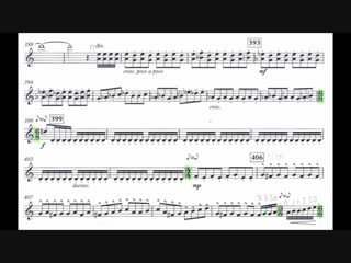 At Worlds End Suite from Pirates of the Carribean   2nd violin score