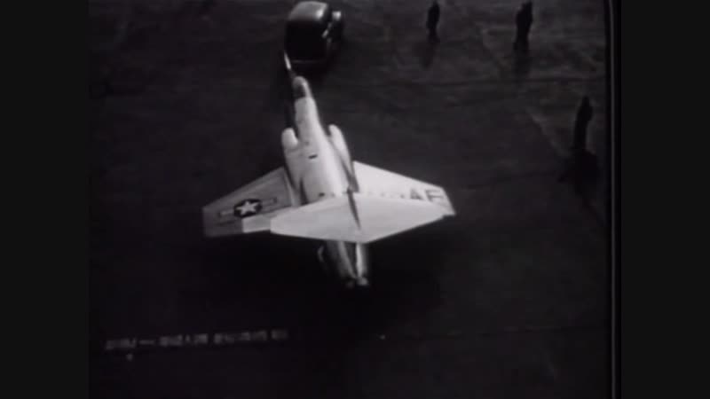 Полёт сквозь время F 104 Starfighter