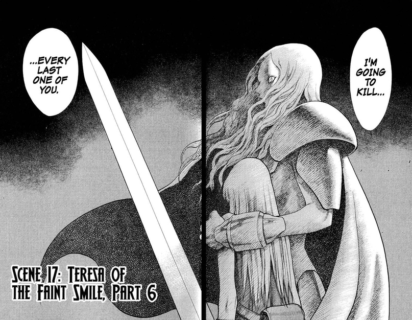 Claymore, Chapter 17, image #2