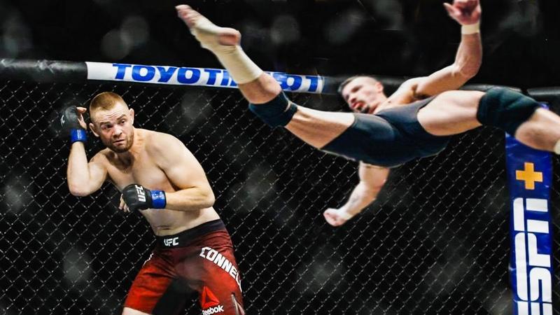 Most Epic MMA Kicks When Martial Arts Fantasy becomes Reality 4