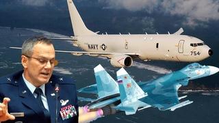 Научили уважению: ВКС России полностью деморализовали американских пилотов в Сирии...