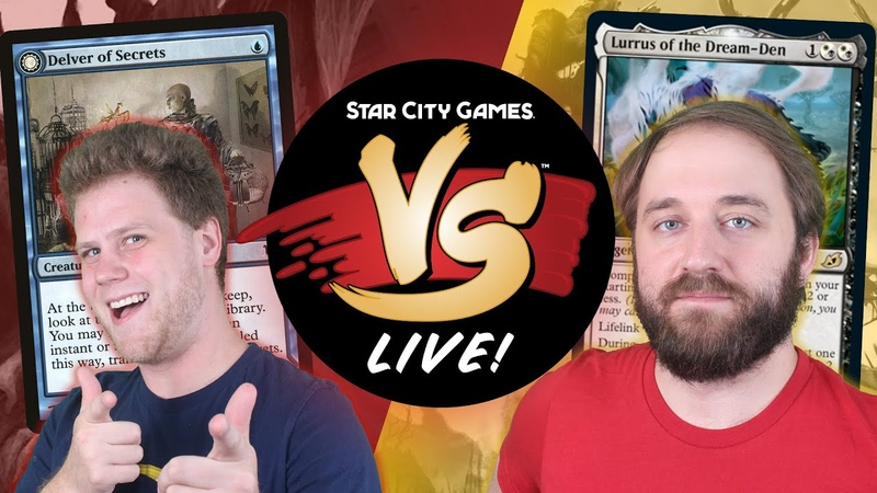 VS Live Grixis Delver VS Lurrus Boros Taxes Modern Match 3