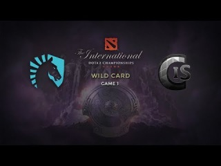 Liquid -vs- CIS, The International 4, Phase 1, Game 1