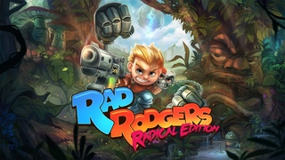 Rad Rodgers - Radical Edition // Nintendo Switch / PS4 / Xbox One / PC