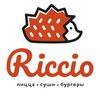 Riccio — итальянская пицца, суши, бургеры