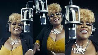 Legend Lady J - Hands Out (Live)