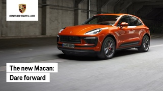 The new Porsche Macan – Dare forward.