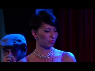 Tanya Gulyaeva & Alex Band в Jam Prestige.