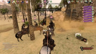 Gameplay for menavlion cavalry in captain mode Mount and blade 2 Bannerlord