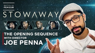 Stowaway | Rocket Launch Opening Scene Breakdown | Netflix