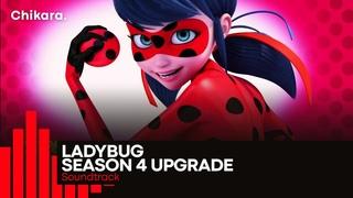 MIRACULOUS | SOUNDTRACK: Ladybug's transformation and powers! [SEASON 4 VERSION]