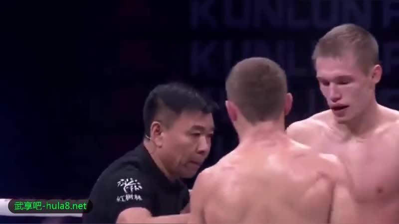 2019年9月14日昆仑决83 祖耶夫vs牛仔 [视频] Zuyev vs. PASHPORIN