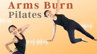 30-минутная тренировка рук пилатес - Без повторений и снаряжения. 30 Min Arms Pilates Workout * Teacher's Pick   No Equipment No Repeat
