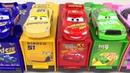 Машинки Тачки Игрушки Молния МакКуин Мак Грузовик Видео для Детей