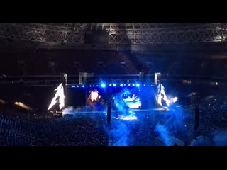 """Metallica перепела """"группу крови"""""""
